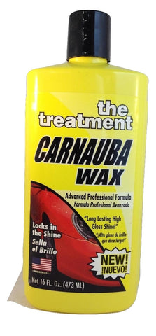 THE TREATMENT CARNAUBA  WAX