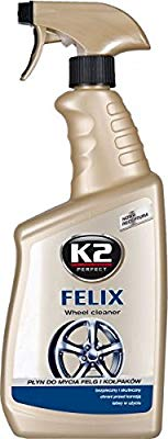 K2 wheel cleaner