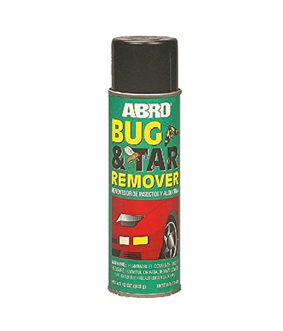 Abro bug and tar remover