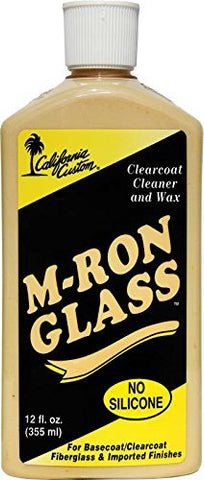 M. RON GLASS Carnauba wax The best car wax ever or your money back