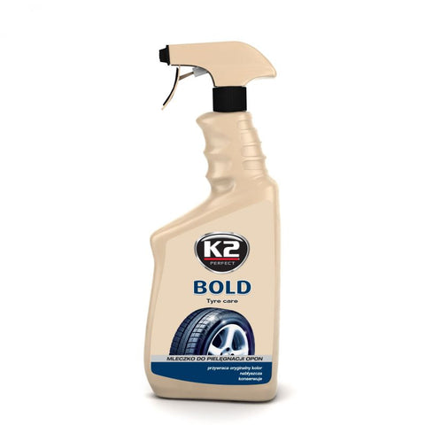 K2 Bold Tyre dressing spray