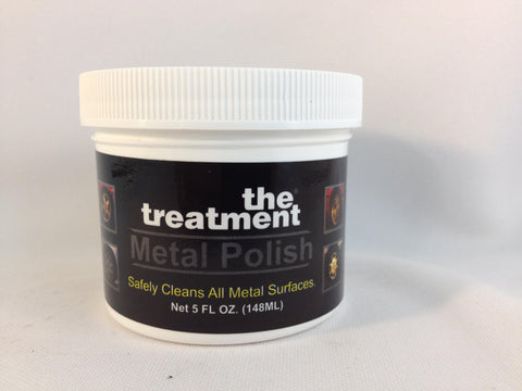 The treatment metal cream polish (non scratch)