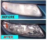 headlight restoration polish made in the USA