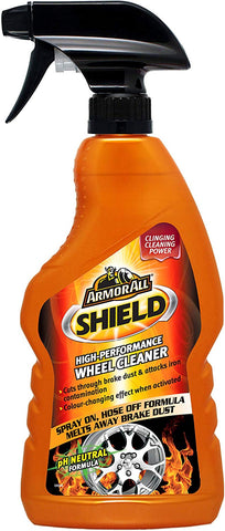 Armor all ultra high performance wheel cleaner