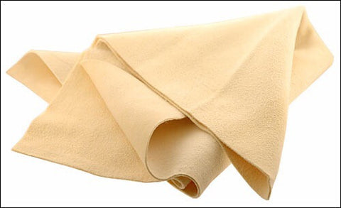 The ultimate synthetic chamois leather   3sqft