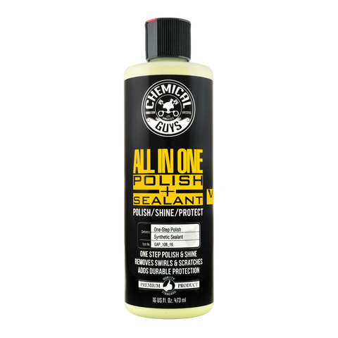 All in one chemical guys restore polish and sealer