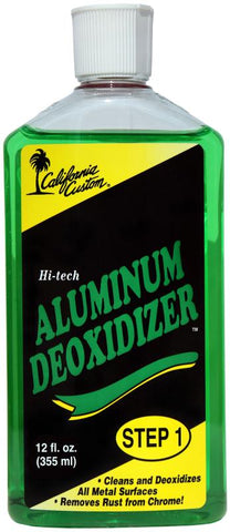California custom aluminium deoxidizer