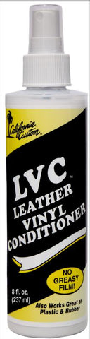 LVC Leather Vinyl conditioner california custom