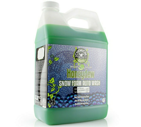 Honeydew snow foam big boy Gallon size