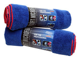 Premium drying microfibre towel