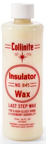 Collinite 845 insulatior wax