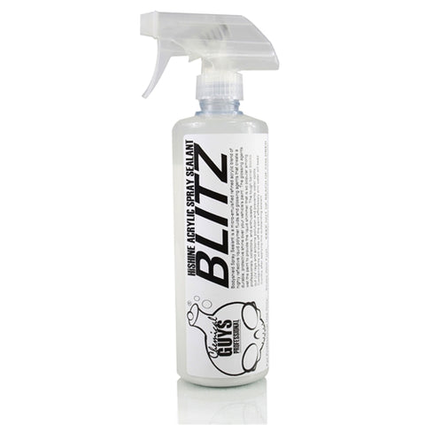 Chemical guys blitz spray sealant