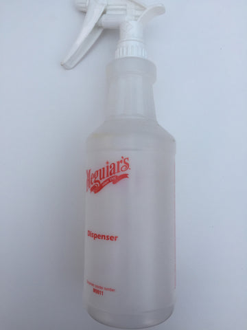 Meguiars dispenser