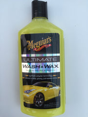 Meguiars ultimate wash and wax shampoo