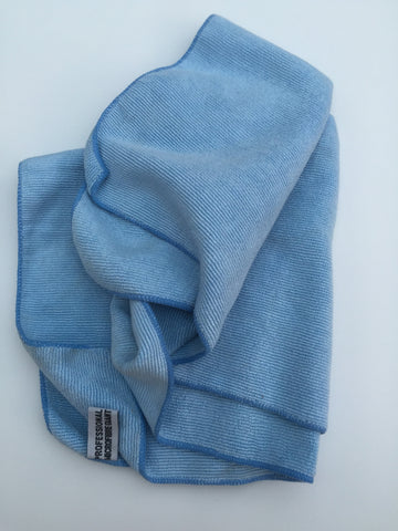 ultra high quality large professional microfibre cloth