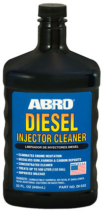 ABRO Diesel injector cleaner large