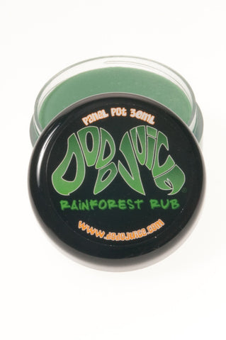 Dodo juice rain forest rub