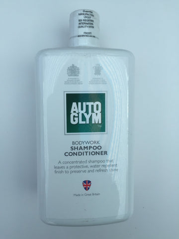 Autoglym bodywork shampoo / conditioner