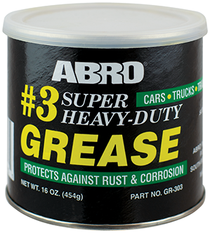 Abro super heavy grease
