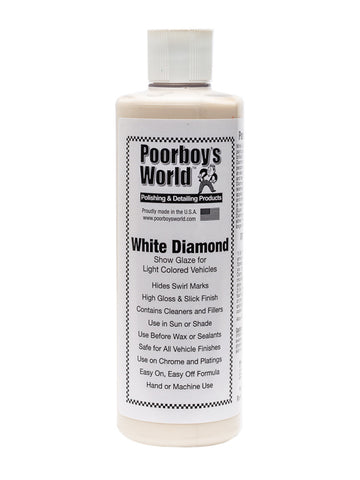 Poorboys white diamond