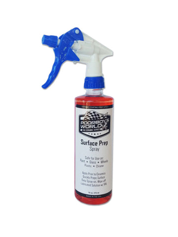 Poorboys Prep Spray