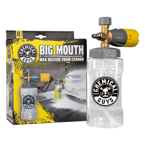 Chemical guys TORQ Big mouth max release foam Cannon