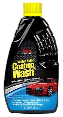 Stoner Visible Shine Coating Wash – Synthetic Polymers - Cleans & Protects