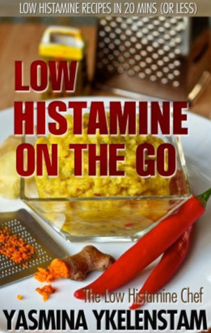 On the Go! Low histamine in 20mins (or less)