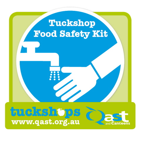 QAST Tuckshop Food Safety Kit