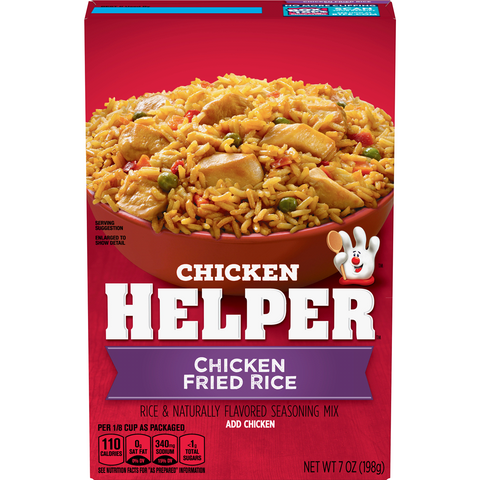 Chicken Helper: Chicken Fried Rice (7oz)