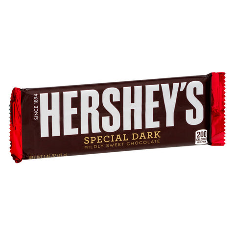 Hershey's Special Dark Bar  (43g) - A Taste of the States