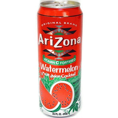 Arizona Watermelon (23oz Big Boy can) 680ml - A Taste of the States