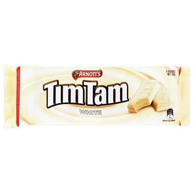 Arnott's Tim Tam White (165g) - A Taste of the States