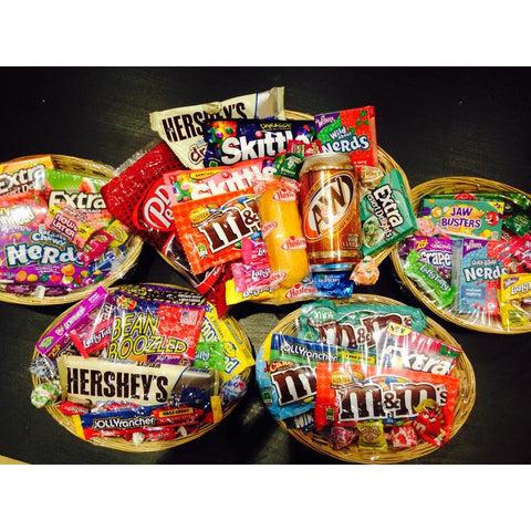 Luxury American Candy Hamper (Small) - A Taste of the States