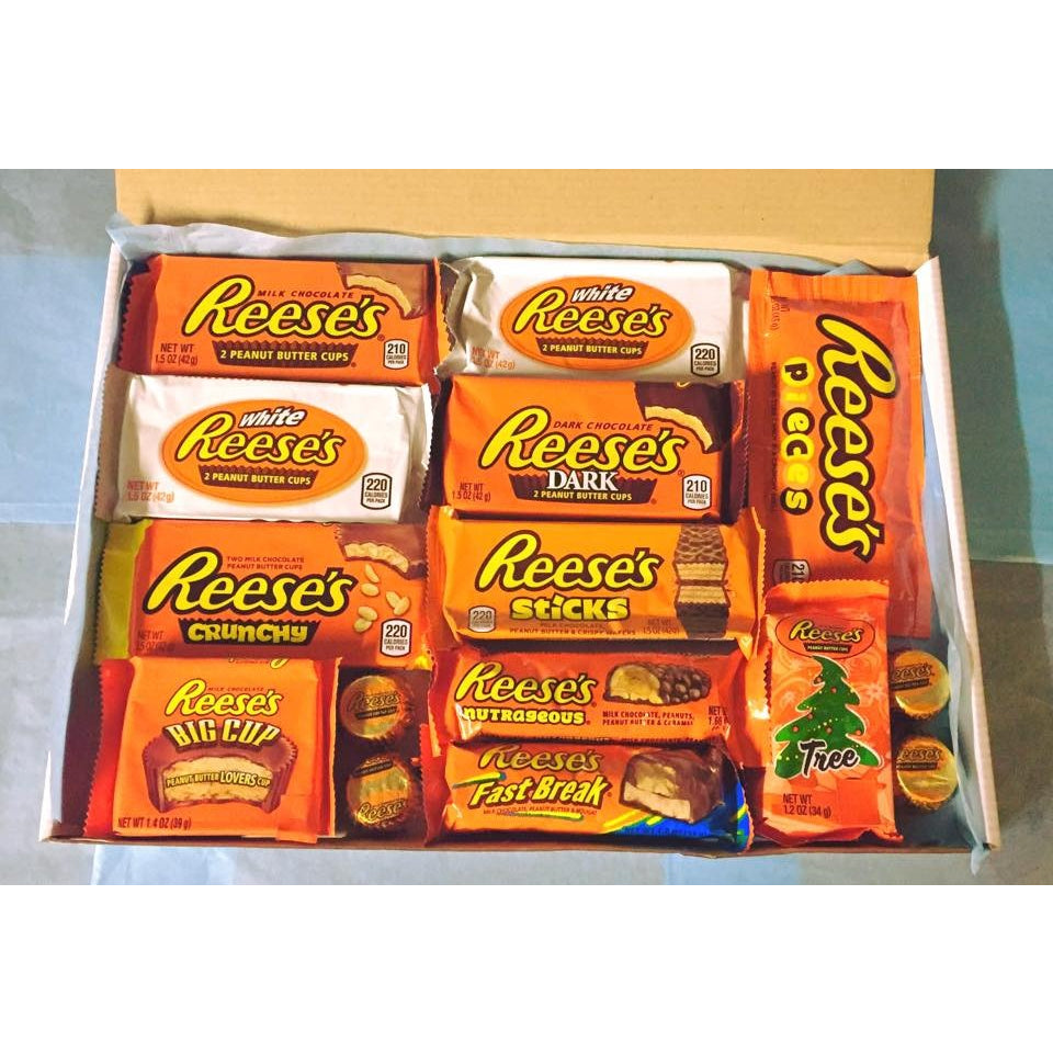 Reese's Peanut Butter Hamper - A Taste of the States