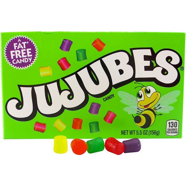 Jujubes Theater Box (5oz) - A Taste of the States