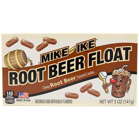 Mike & Ike Root Beer Float Theater Box (5oz)