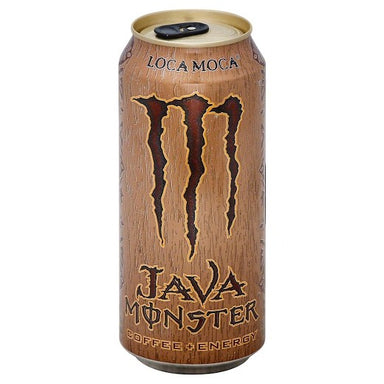 Monster Java Loca Moca 15fl.oz (443ml) - A Taste of the States