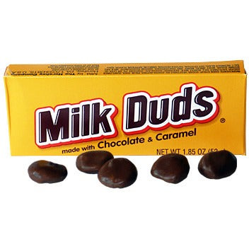 Milk Duds (3oz) - A Taste of the States