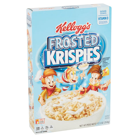Kellogg's Frosted Krispies (13oz)
