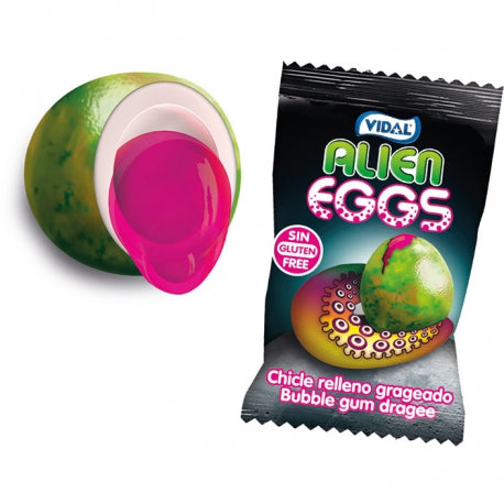 Vidal Alien Eggs (Single)