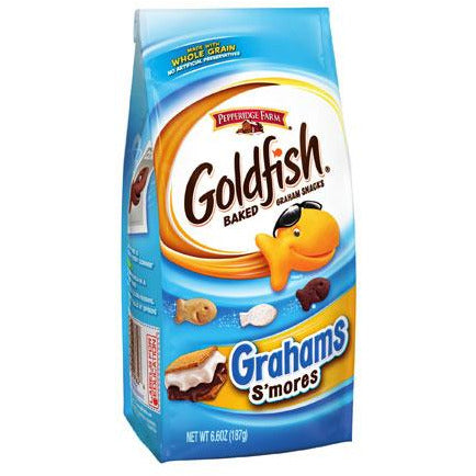 Goldfish Grahams S'mores (6oz) - A Taste of the States