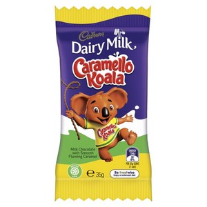 Cadbury's Giant Caramello Koalas (45g) - A Taste of the States