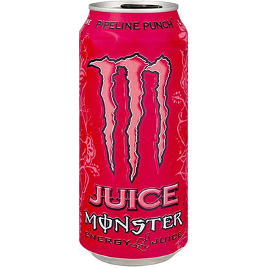 Monster Energy Pipeline Punch 16oz (473ml) - A Taste of the States