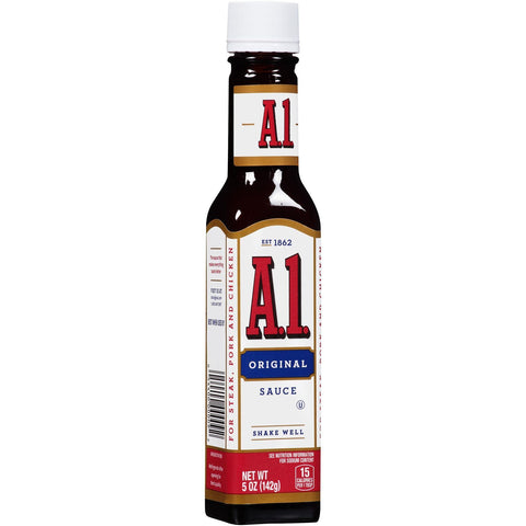 A1 Steak Sauce (5oz) - A Taste of the States