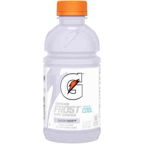 Gatorade Glacier Cherry 20oz (591ml)