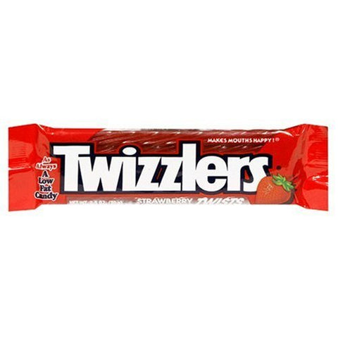 Twizzlers Strawberry Twists (70g) 2.5oz