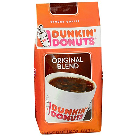Dunkin' Donuts Original Blend Ground Coffee (12oz) - A Taste of the States