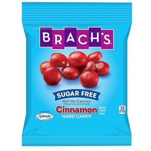 Brach's Sugar Free Cinnamon Hard Candy 3.5oz (99g) - A Taste of the States