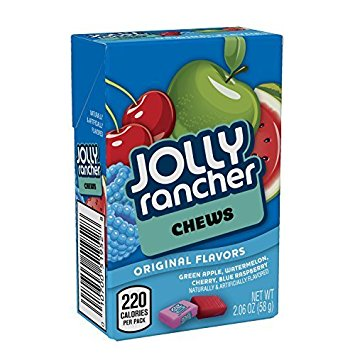 Jolly Rancher Original Fruit Chews (2.06oz)